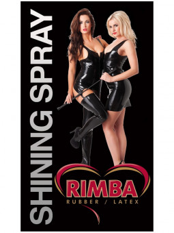 Spray spécial latex Rimba packaging