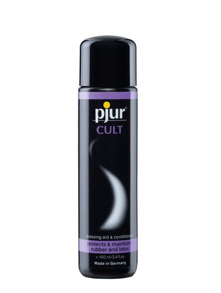 Pjur Cult pour latex et caoutchouc - 100 ml