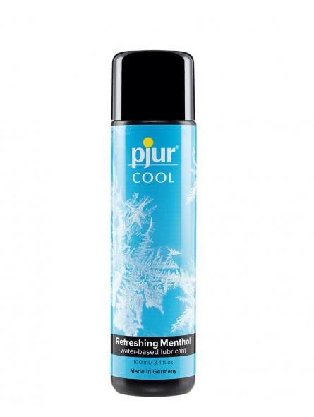 Lubrifiant Pjur Cool Refreshing Menthe - 100 ml