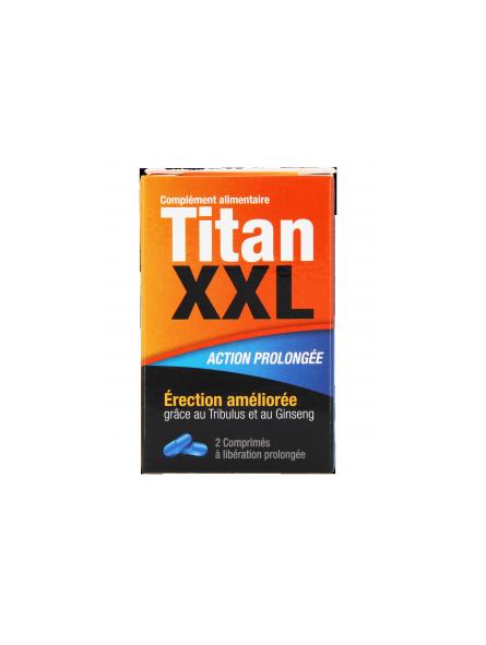 Gélules Titan XXL