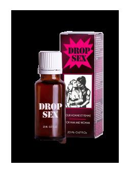 Complément alimentaire Drop Sex Ruf