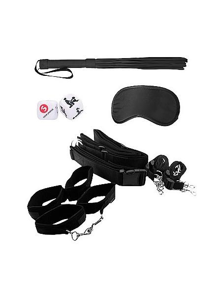 Kit d'attache et ceinture de bondage BDSM Ouch! - articles