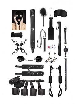 Kit de bondage expert BDSM Ouch! - articles