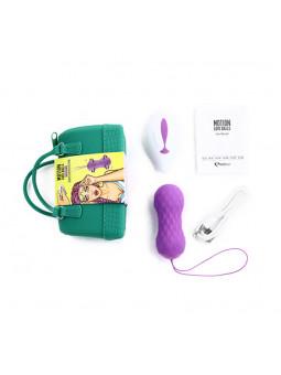 Oeuf vibrant télécommandé Twisty FeelzToys - produits