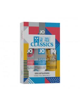 Lubrifiants Tri Me Triple Pack Classics System Jo x 3