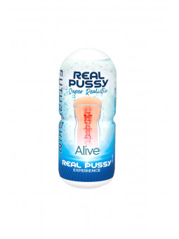 Masturbateur Super Realistic Real Pussy Alive