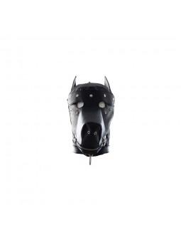 Cagoule tête de chien amovible