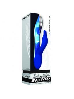 Vibromasseur rabbit Bunny Bright Evolved Novelties Packaging