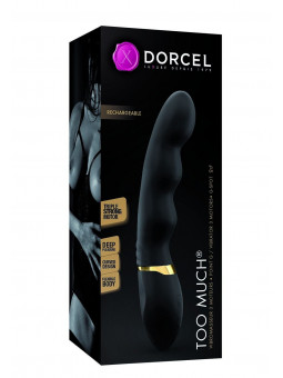 Vibromasseur Too Much 2.0 Dorcel Packaging