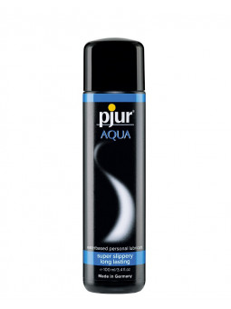 Lubrifiant eau Pjur Aqua 100ml